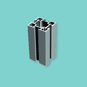 ACHTE Aluminiumprofil 10.76 Bild