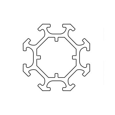 ACHTE Messeprofil SP08 Zeichnung