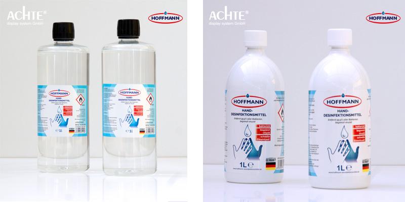 Desinfektionsmittel Hoffmann 1 Liter