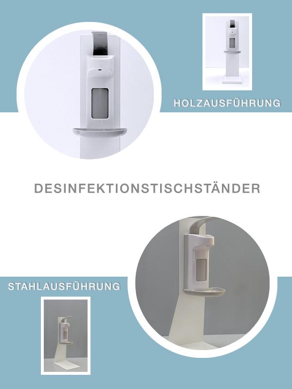 ACHTE Desinfektionstischständer