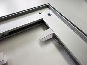 Aluminiumrahmen