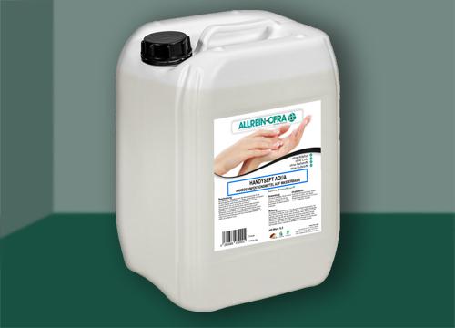 Handdesinfektion Handysept aqua