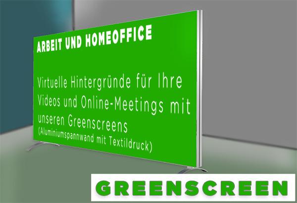 Greenscrenn Grafik