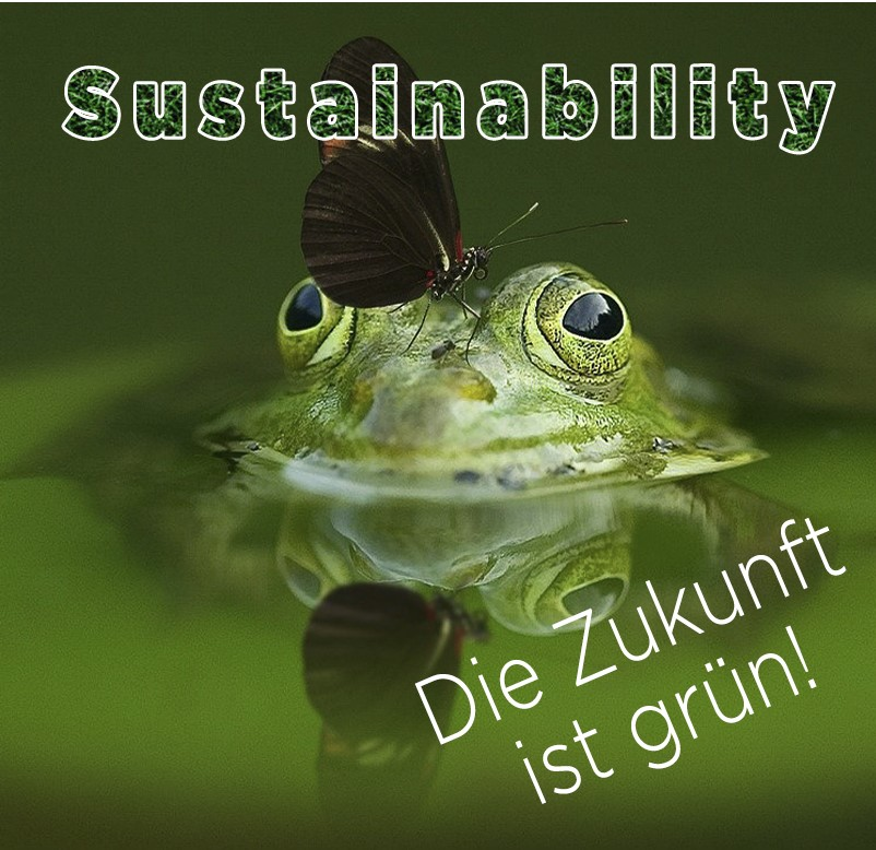 Die Zukunft ist grün